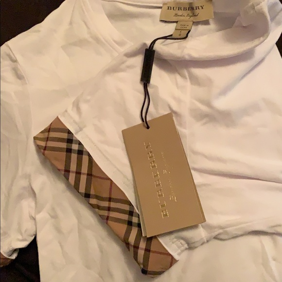 Burberry Tops - Burberry authentic shirt lg